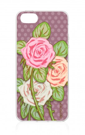 Cover Apple iPhone 5/5s/SE - Mazzo di rose