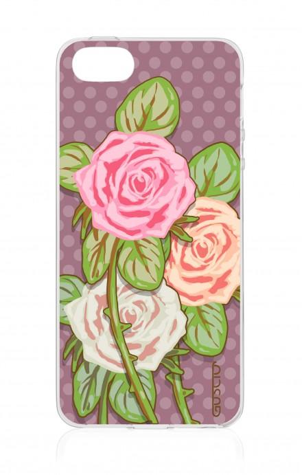 Cover Apple iPhone 5/5s/SE - Mazzo di rose