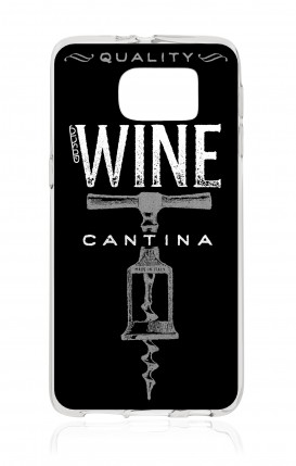 Cover Samsung Galaxy S6 - Wine Cantina