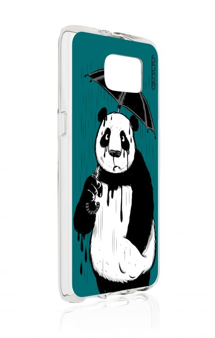 Cover Samsung Galaxy S6 - Panda Rain
