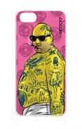 Cover Apple iPhone 5/5s/SE - Fat Man Love Donuts