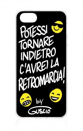 Cover Apple iPhone 5/5s/SE - Retromarcia