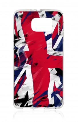 Cover Samsung Galaxy S6 - Used Union Jack