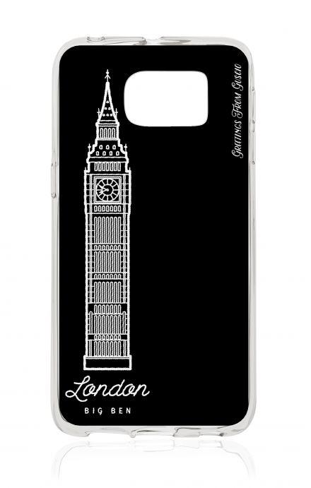 Cover TPU Samsung Galaxy S6 Edge - Londra