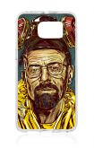 Cover TPU Samsung Galaxy S6 Edge - Mr White