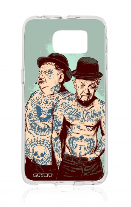Cover TPU Samsung Galaxy S6 Edge  - Stan & Oliver