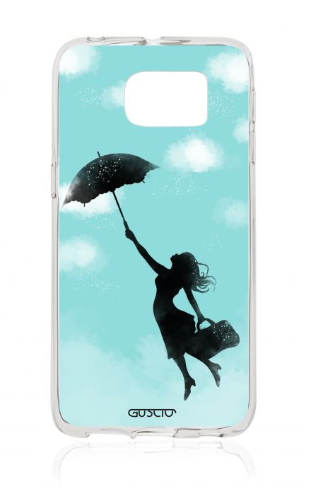 Cover Samsung Galaxy S6 Edge SM G925 - Mary P.