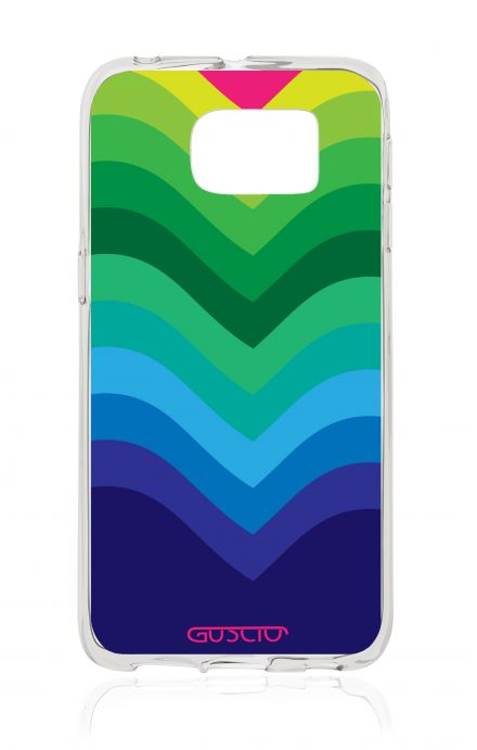 Cover Samsung Galaxy S6 Edge SM G925 - Color Flash