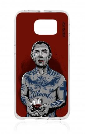 Cover Samsung Galaxy S6 Edge - Dracula