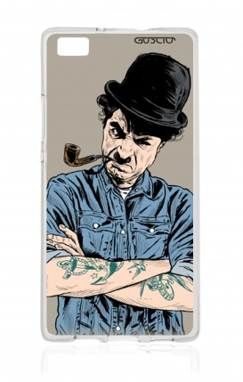 Cover Huawei P8 - Charlie