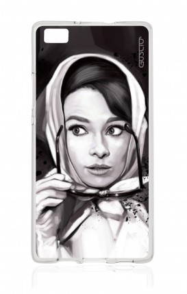 Cover Huawei P8 - Audrey