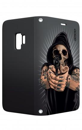 Cover STAND Samsung S9 - Mani in alto