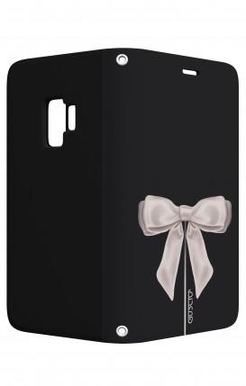 Cover STAND Samsung S9 - Fiocco di raso