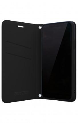 Cover Bicomponente Samsung S10Plus - Scritte in bianco e nero