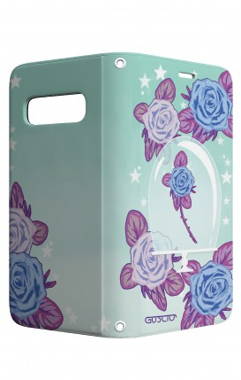 Case STAND VStyle Samsung S10Plus - Enchanting Rose