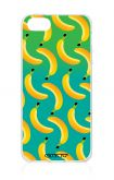 Cover Apple iPhone 5/5s/SE - Banana Pattern