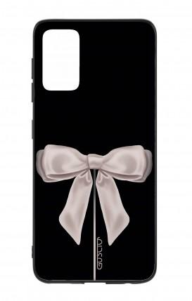 Cover Bicomponente Samsung S20Plus - Fiocco di raso