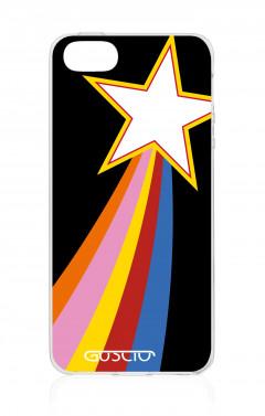 Cover Apple iPhone 5/5s/SE - Stelle psichedeliche