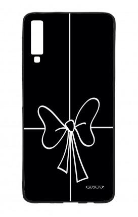 Cover Bicomponente Samsung A70  - Fiocco linea