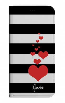 Cover STAND Apple iPhone7/8 Plus - Loving Stripes