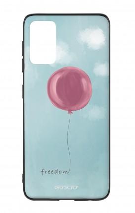 Cover Bicomponente Samsung S20Plus - palloncino della libertà