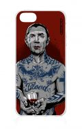Cover Apple iPhone 5/5s/SE - Dracula
