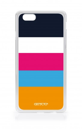 Cover Apple iPhone 7/8 - Righe Sport