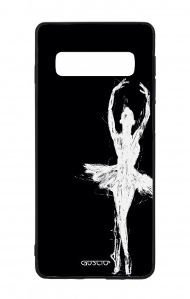 Samsung S10 WHT Two-Component Cover - Dancer