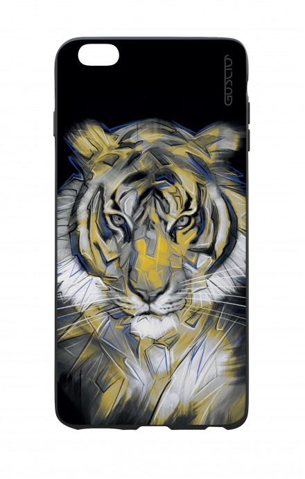 Apple iPhone 6 WHT Two-Component Cover - Neon Tiger