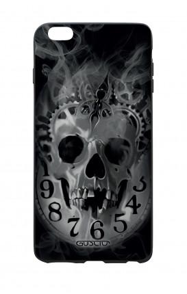 Cover Bicomponente Apple iPhone 6/6s - Teschio e orologio