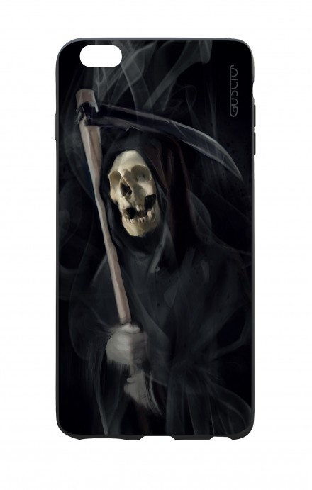 Apple iPhone 6 WHT Two-Component Cover - Black Death