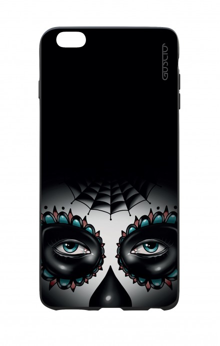 Cover Bicomponente Apple iPhone 6/6s - Calavera occhi