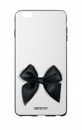 Apple iPhone 6 WHT Two-Component Cover - Black Bow
