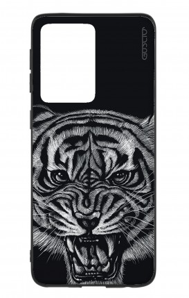 Cover Samsung S20 Ultra - Black Tiger