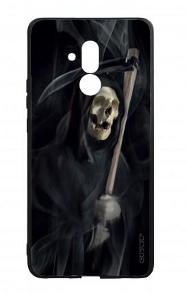 Cover Bicomponente Huawei Mate 20 Lite - Morte con falce