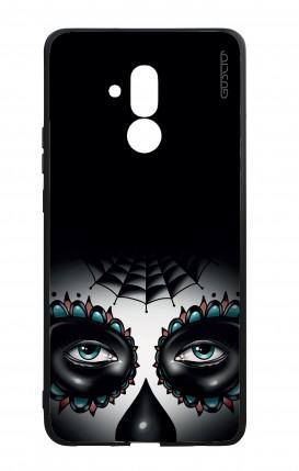 Cover Bicomponente Huawei Mate 20 Lite - Calavera occhi