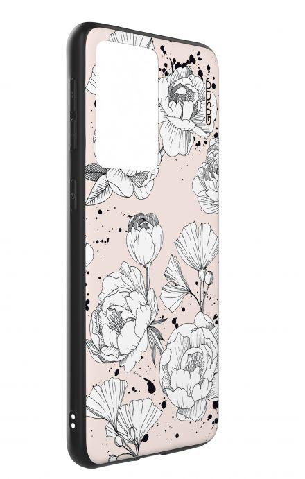 Cover Samsung S20 Ultra - Peonias