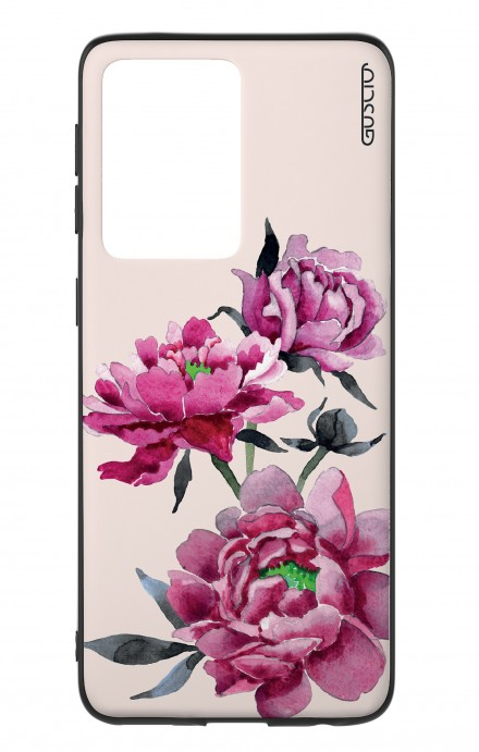 Cover Samsung S20 Ultra - Pink Peonias