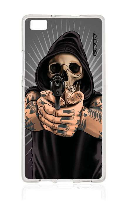 Cover Huawei Ascend P8 Lite - Hands Up