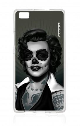 Cover Huawei P8 Lite - Marilyn Calavera