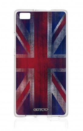 Cover Huawei Ascend P8 Lite - Vintage Union Jack