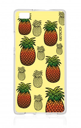 Cover Huawei Ascend P8 Lite - Ananas 2017