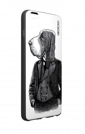 """Cover Universal Casebook MEDIUM/LARGE for 5.0""""-5.2"""" display - Cappuccio rosso tatuata bianco"""