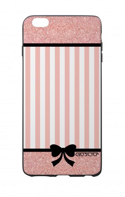 Cover Bicomponente Apple iPhone 7/8 Plus - Rosa romantico