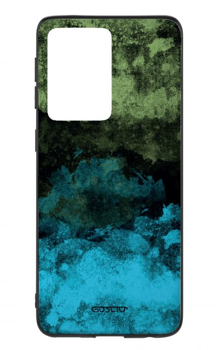 Cover Samsung S20 Ultra - Mineral Black Lime