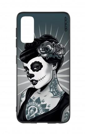 Cover Samsung S20 - Calavera Grey Shades