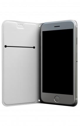 Cover Bicomponente Samsung A6 Plus WHT - Scimpanze con bandana