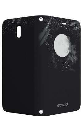 Cover STAND Huawei P30 - Signora con Cane