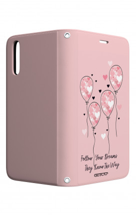 Case STAND VStyle Huawei P30 - Pink Balloon