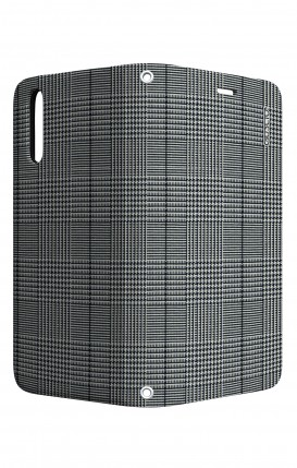 Case STAND VStyle Huawei P30 - Glen plaid